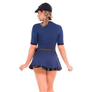 Kit Policia Violeta
