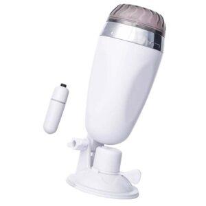 Masturbador Masculino Cup Toys com Vibro