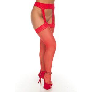 Meia Com Liga Sexy