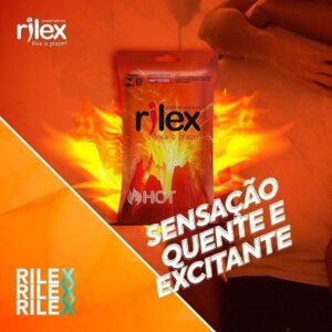 Preservativo Hot Rilex