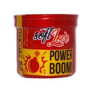 Bolinha Power Boom Triball Soft Love