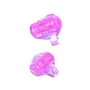Vibrador de Língua em Jelly